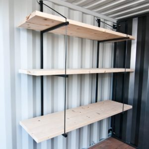 1 shelf bracket