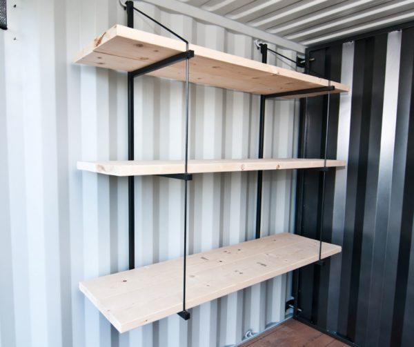 1 shelf bracket