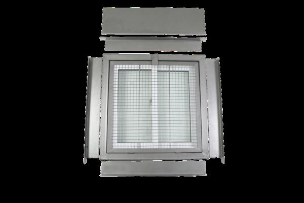 3 3x3 INSTA window drip plate